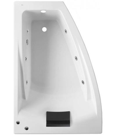 Гидромассажная ванна Roca Hall Angular 150x100 (Правая)