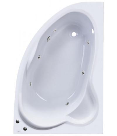 Гидромассажная ванна Roca Luna 170x115 (Правая)