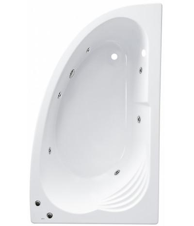 Гидромассажная ванна Roca Merida 170x110 (Правая)