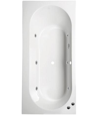 Гидромассажная ванна Alpen Astra B 160х75