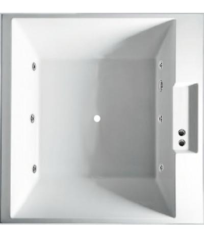 Гидромассажная ванна Alpen Came 175х175