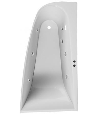 Гидромассажная ванна Boomerang Vayer 170x90 (Правая)