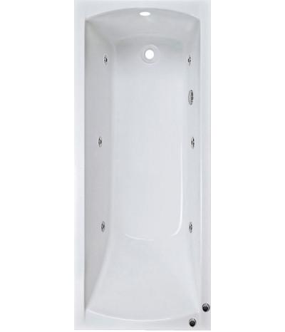 Гидромассажная ванна Relisan Milana 175x70