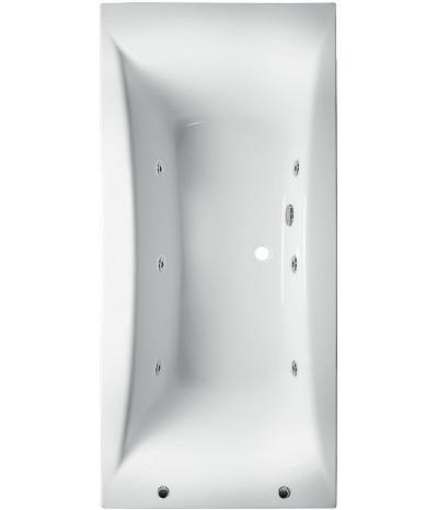 Гидромассажная ванна Relisan Xenia 200x90