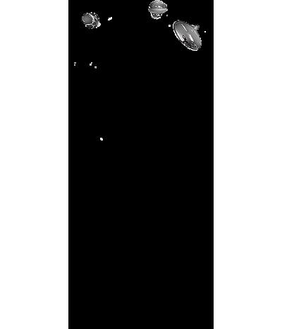 Смеситель: ARCO LUX (5 эл.)