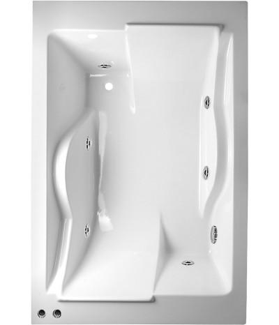 Гидромассажная ванна Vayer Coral 180x120