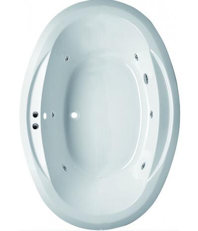 Гидромассажная ванна Vayer Opal 180x120