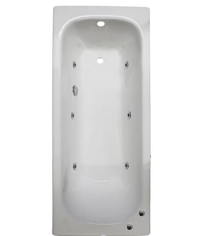 Гидромассажная ванна Aqualux ZYA 8-5 (Artex Cont)170x70
