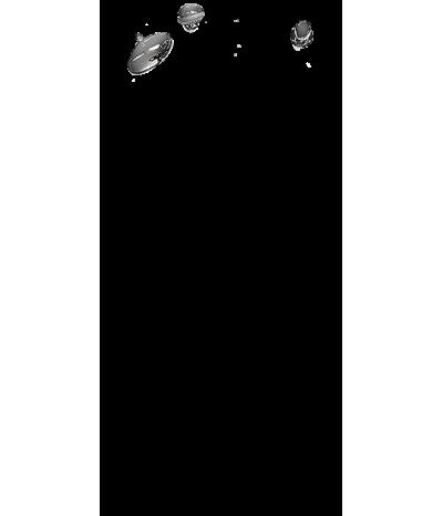 Смеситель: ALIA (3 эл.)  Смеситель: ARCO LUX (4 эл.) Смеситель: ARCO LUX (5 эл.) Смеситель: COBRA LUX (3 эл.) Смеситель: NIAGARA LUX (3 эл.) Смеситель: ONDA LUX (4 эл.) Смеситель: QUADRO LUX (4 эл.) Смеситель: QUADRO LUX (3 эл.)