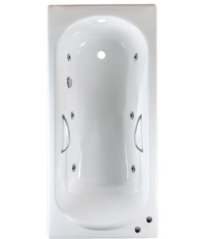 Гидромассажная ванна Castalia Venera 170x80