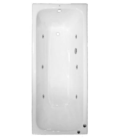 Гидромассажная ванна Goldman Classic 160x70