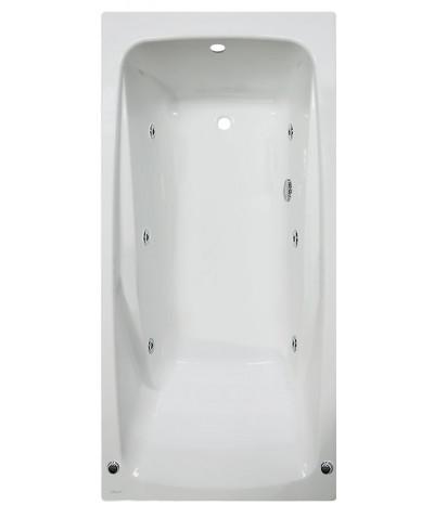 Гидромассажная ванна Jacob Delafon Repos 170x80 (без ручек)