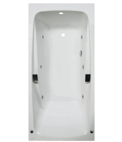 Гидромассажная ванна Jacob Delafon Repos 160x75