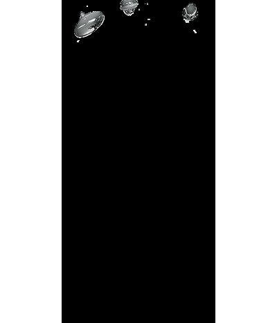 Смеситель: ALIA (3 эл.)  Смеситель: ARCO LUX (5 эл.) Смеситель: COBRA LUX (3 эл.) Смеситель: NIAGARA LUX (3 эл.) Смеситель: ONDA LUX (4 эл.) Смеситель: ONDA LUX (5 эл.) Смеситель: QUADRO LUX (4 эл.) Смеситель: QUADRO LUX (3 эл.)