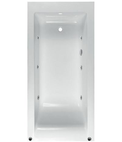 Гидромассажная ванна Эстет Дельта 160x70