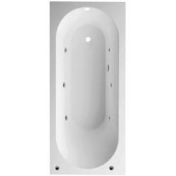 Ванна Villeroy Boch Oberon 160x75 (Белая) с гидромассажем