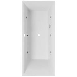 Ванна Villeroy Boch Squaro 170x75 (Белая) с гидромассажем