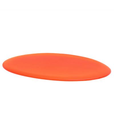 Подголовник гелевый DROP оранжевый