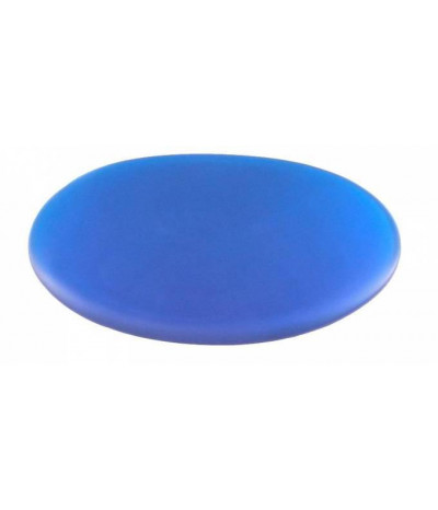 Подголовник гелевый DROP синий