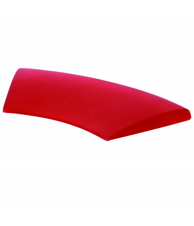 Подголовник гелевый SOPHI красный