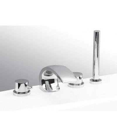 Смеситель на борт ванны ARCO LUX (4 эл.)