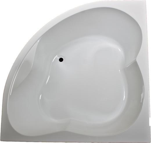 Ванна 1 марка Cassandra 140x140 без гидромассажа