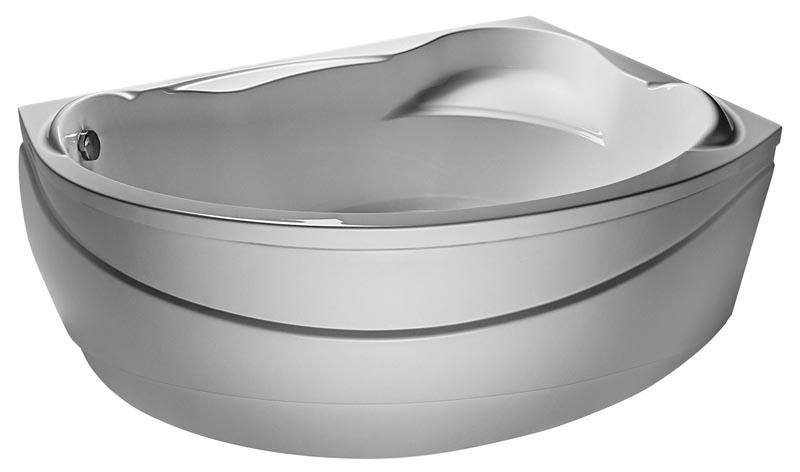 Ванна 1 Марка Catania 160x110 (Левая) с гидромассажем и массажем спины