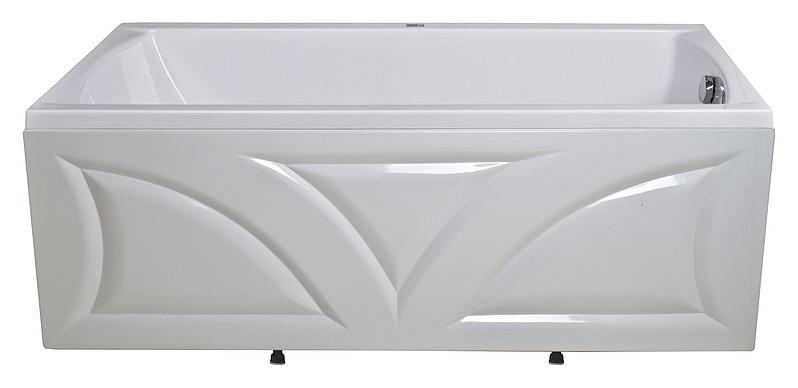 Ванна 1MarKa Elegance 170x70 с гидромассажем и массажем спины