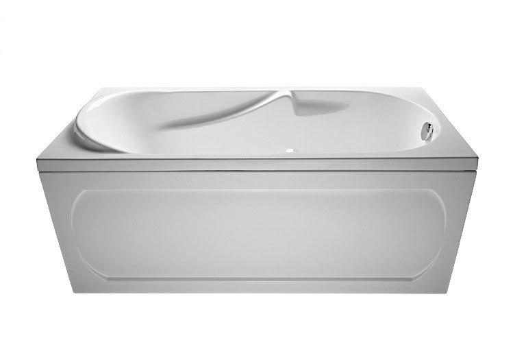 Ванна 1MarKa Gloria 160x70 с гидромассажем и массажем спины
