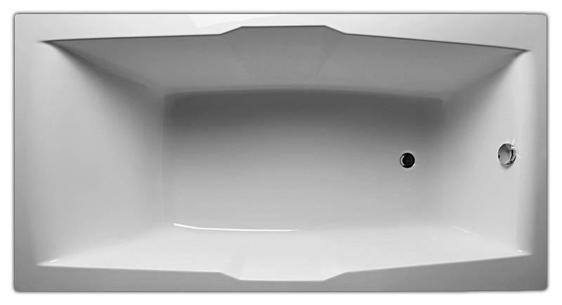 Ванна 1 Марка Korsika 190x100 без гидромассажа