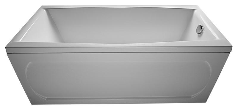Ванна 1MarKa Melora 150x70 с гидромассажем и массажем спины