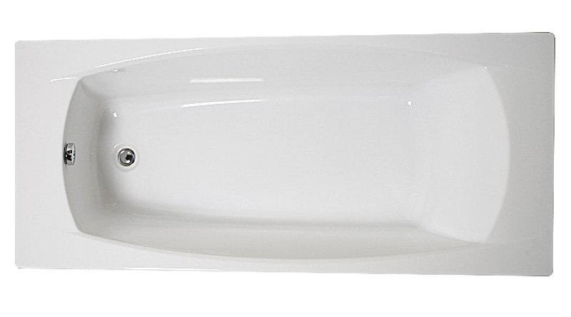 Ванна 1MarKa Pragmatika 173x75 без гидромассажа