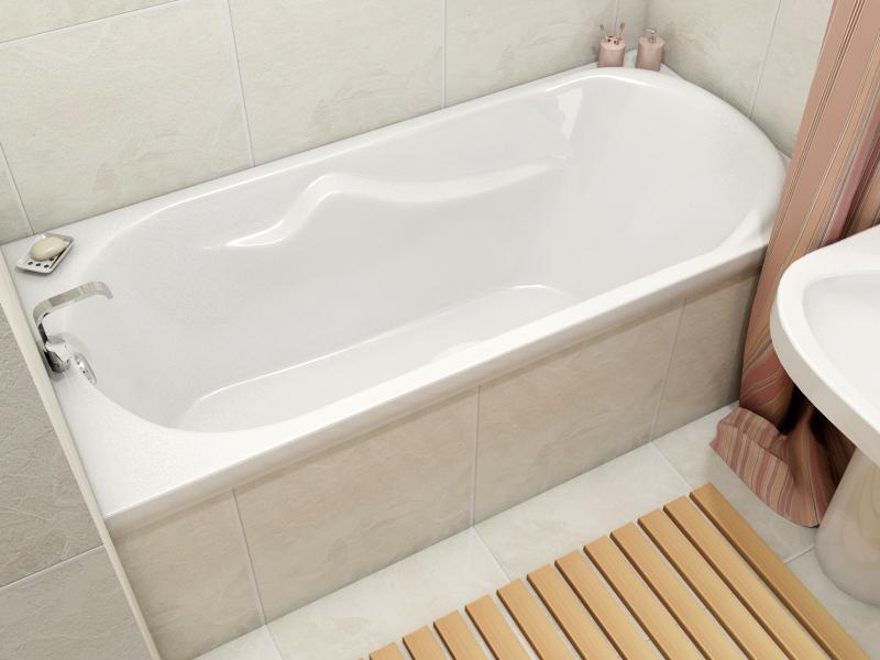 Ванна Relisan Daria 150x70 с гидромассажем в комплектации Basic