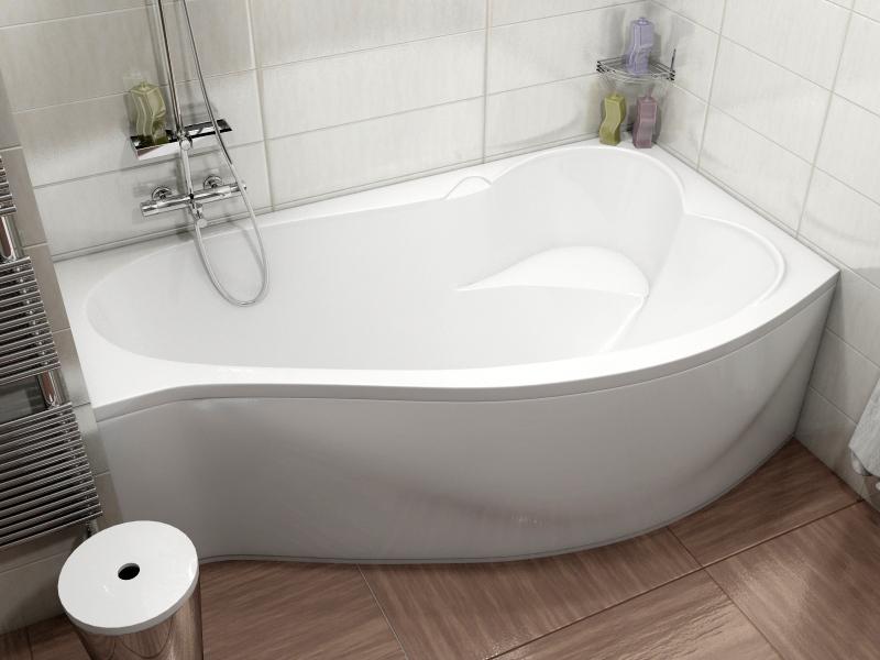 Ванна Relisan Isabella 170x90 с гидромассажем в комплектации Basic