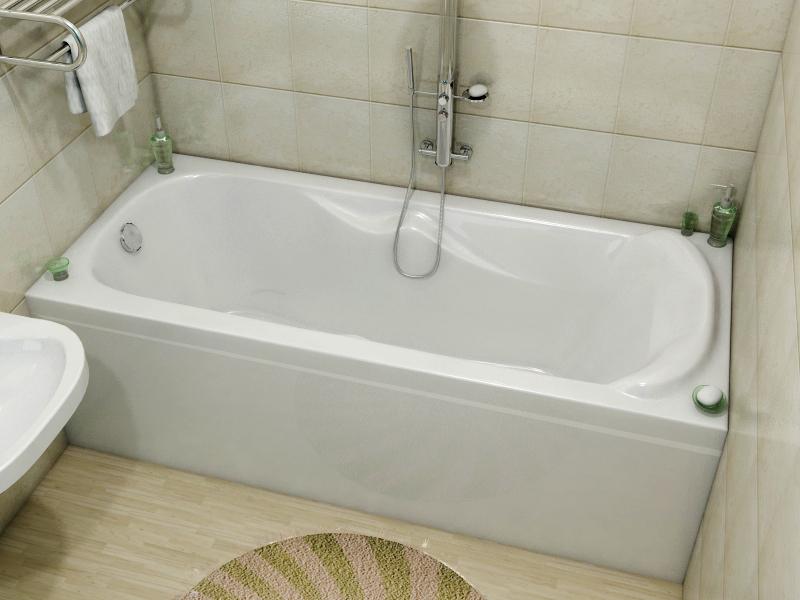 Ванна Relisan Marina 170x75 с гидромассажем в комплектации Basic