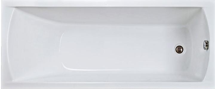 Ванна Relisan Milana 175x70 без гидромассажа