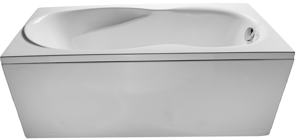 Ванна Relisan Neonika 170x70 с гидромассажем и массажем спины