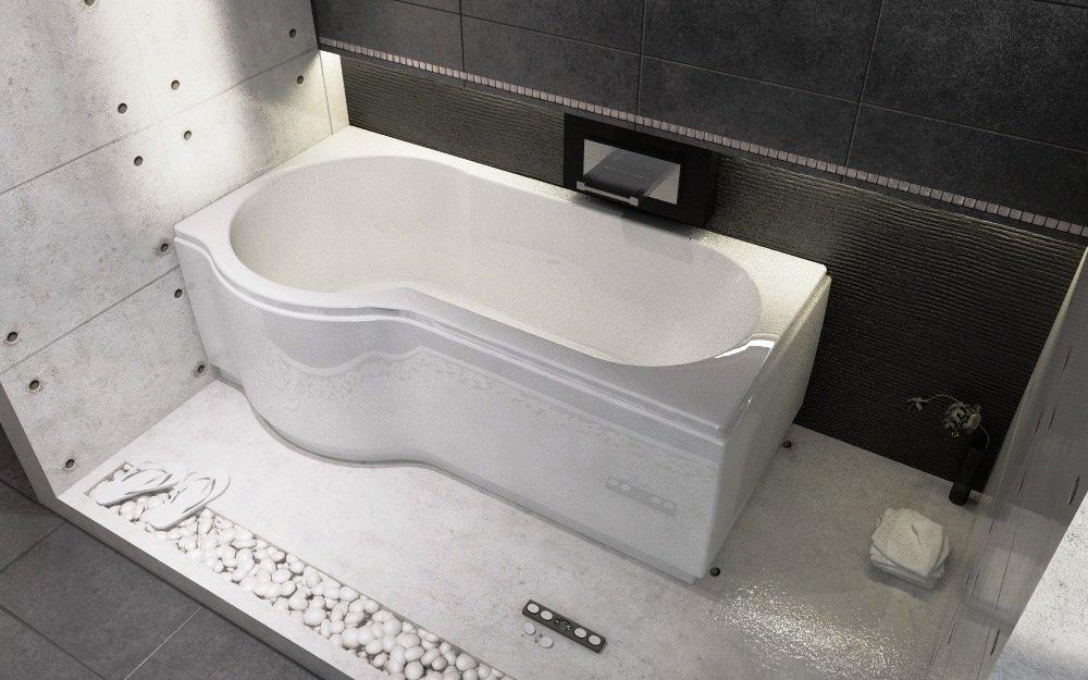 Ванна Riho Dorado 170x75 (Правая)