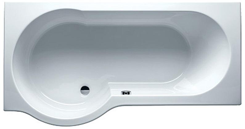 Ванна Riho Dorado 170x75 с гидромассажем (Правая)