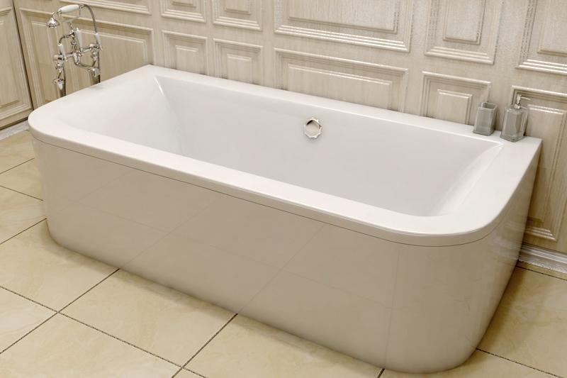 Ванна Vayer Options BTW 180x85 с гидромассажем в комплектации Basic