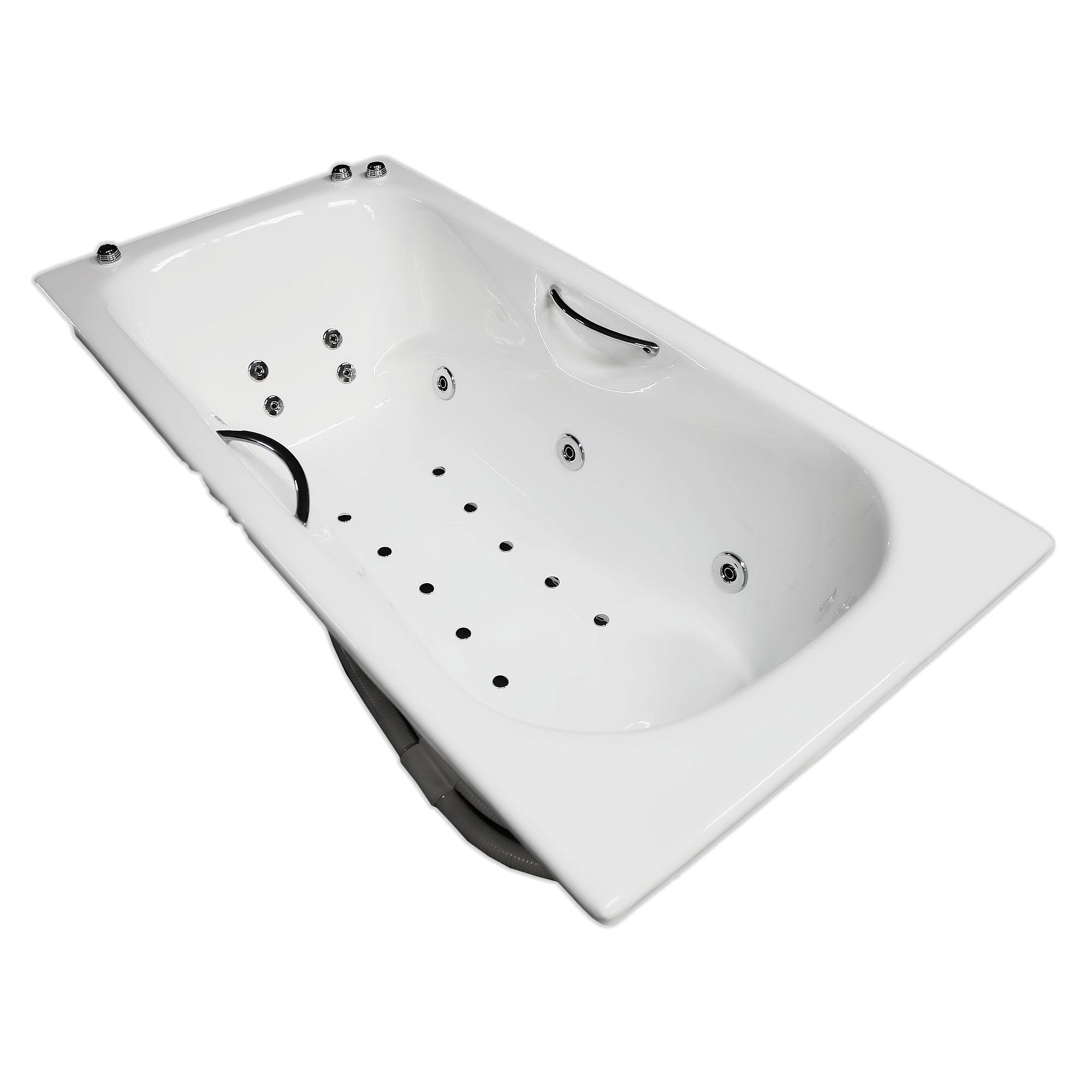 Ванна Artex Mali 150x75 с гидромассажем
