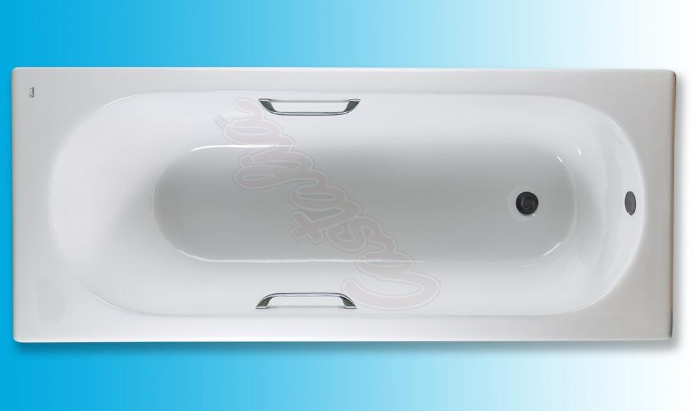 Ванна Castalia Castalia 150x70 (с ручками)