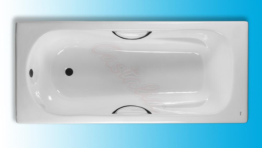 Ванна Byon 15 170x75 (с ручками) без гидромассажа