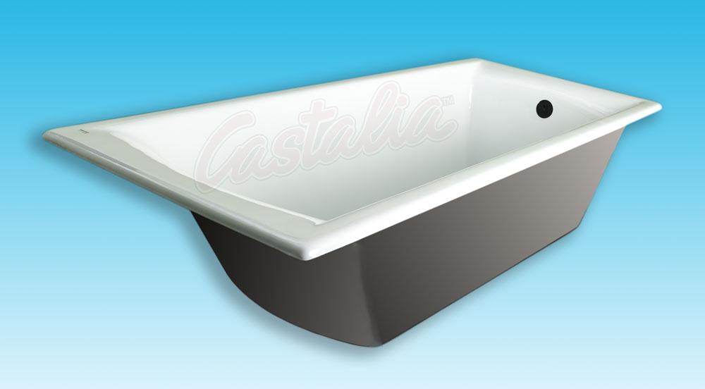 Ванна Castalia Prime 170x75 (без ручек)