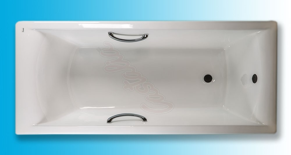 Ванна Castalia Prime 180x80 (с ручками)