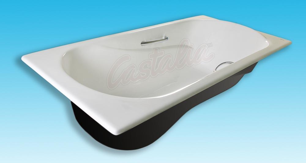 Ванна Castalia Venera 170x80 (с ручками)
