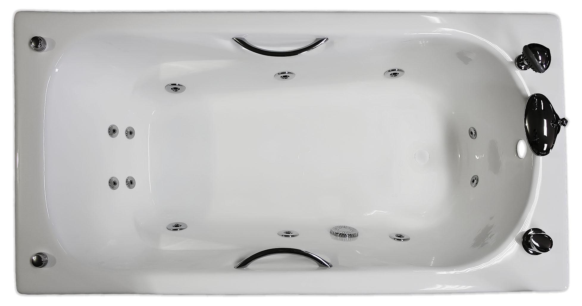 Ванна Goldman Donni 170x75