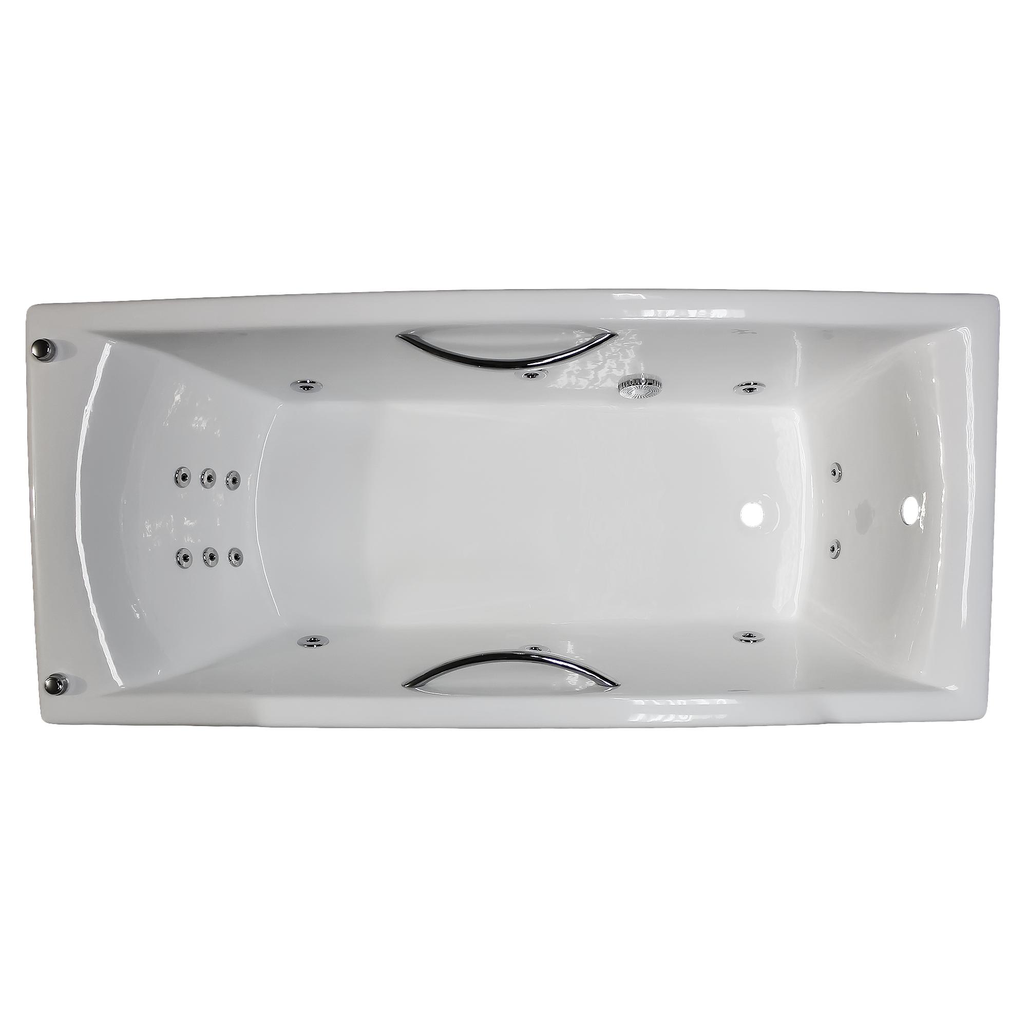 Схема ванна Goldman Elite 170x75