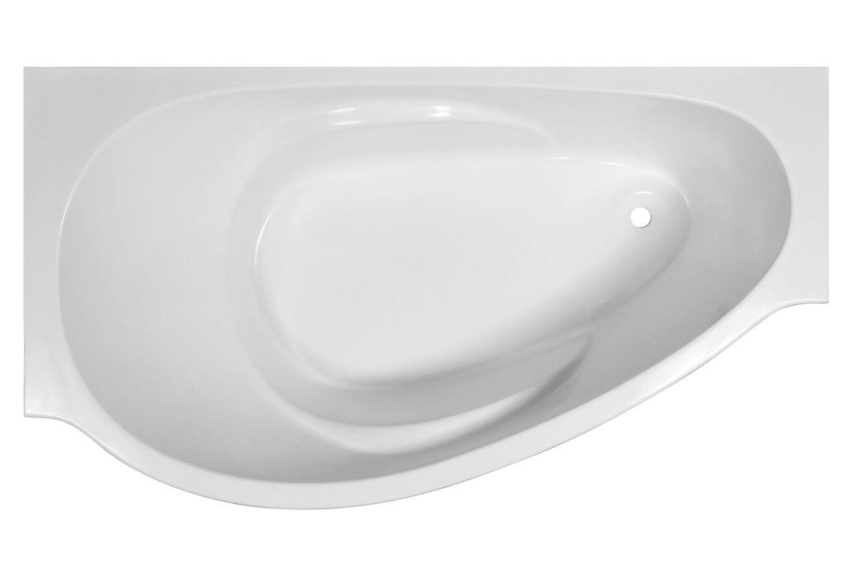 Ванна Эстет Грация 170x94 с гидромассажем (Правая)
