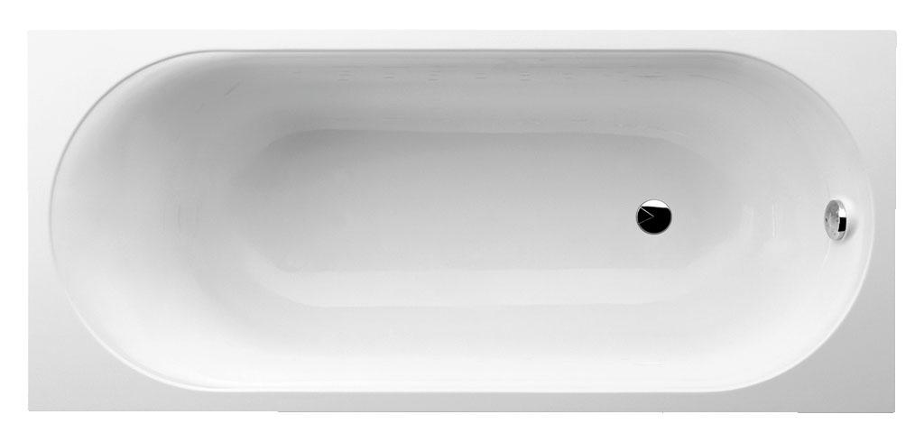 Квариловая ванна Villeroy & Boch Cetus с гидромассажем